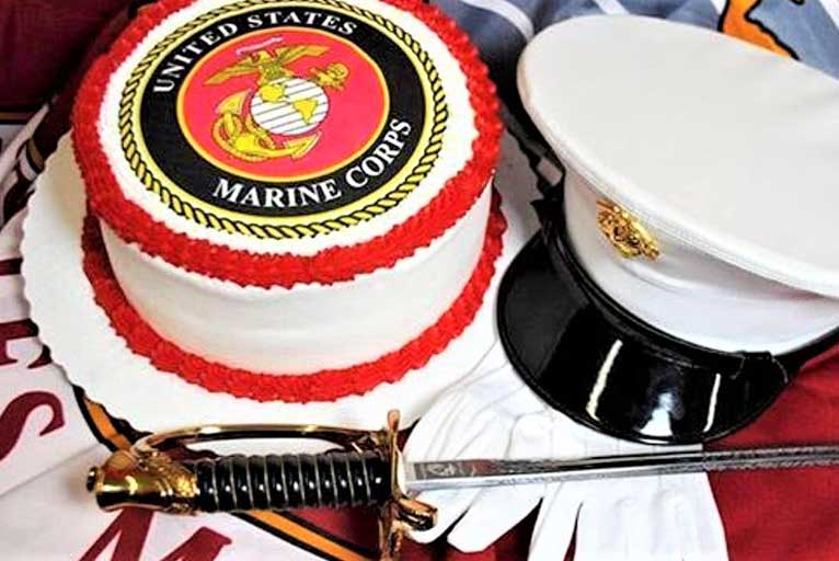 Marine Corps Birthday Ball Saturday Wild Coast Compass