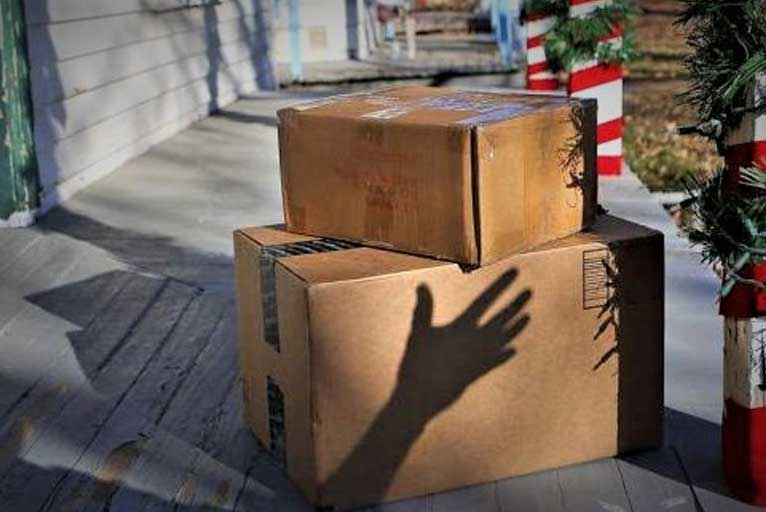 Porch Pirate Thefts On The Rise Wild Coast Compass
