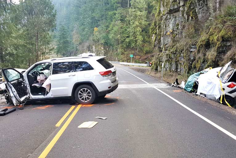 Head on Collision takes Two Lives - Wild Coast Compass