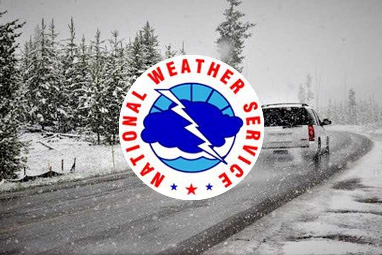 Us National Weather Service Winter Weather Advisory Wild