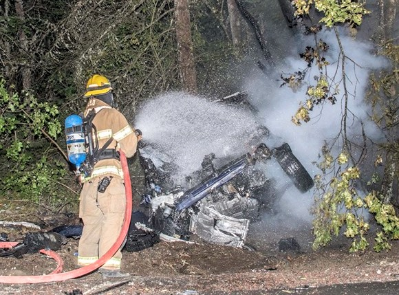 Violent Crash Kills 1    Sends 3 to Hospital - Wild Coast Compass